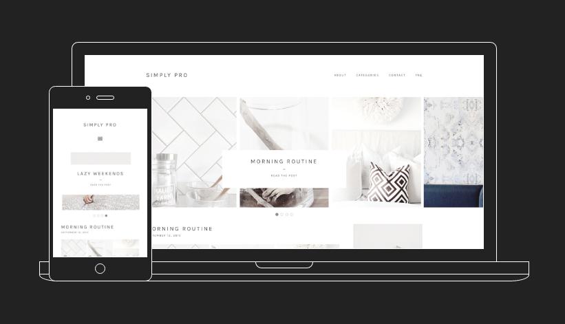 tema premium simply pro per blog di moda, come creare un blog di moda