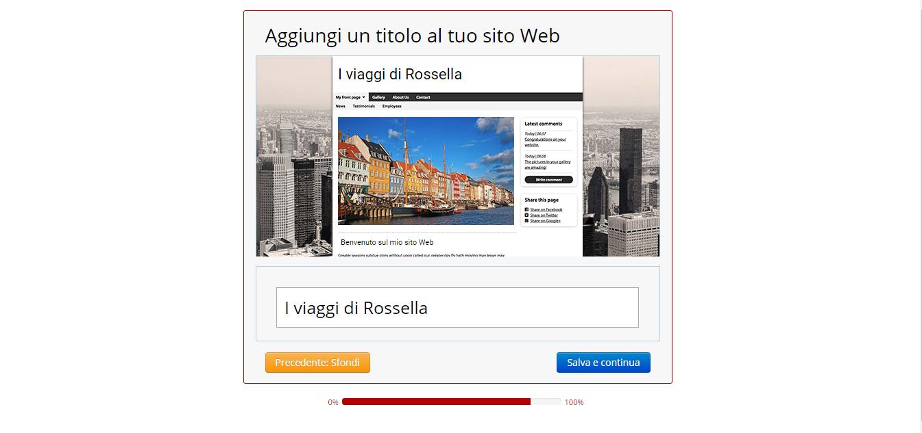 aprire un blog gratis, scegliere un nome per il proprio blog, tutorial