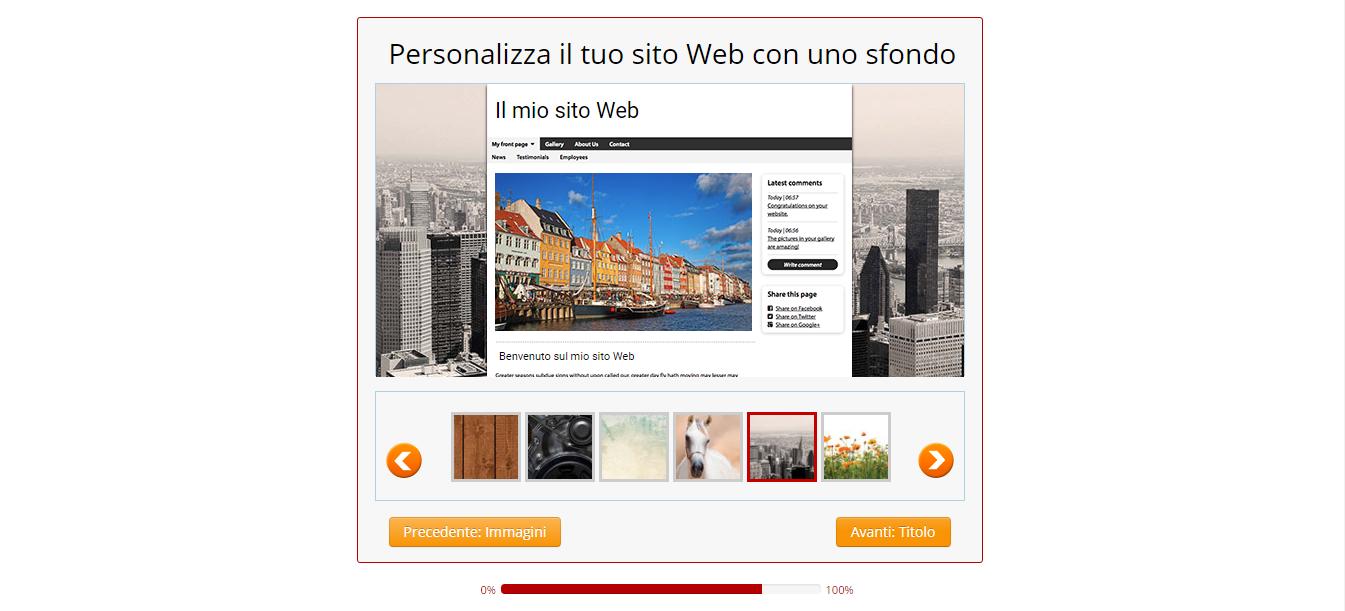 creare un blog gratis, personalizza il tuo blog gratuito con uno sfondo, tutorial