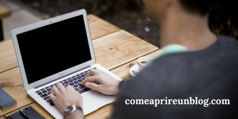 come si crea un blog, come aprire un blog