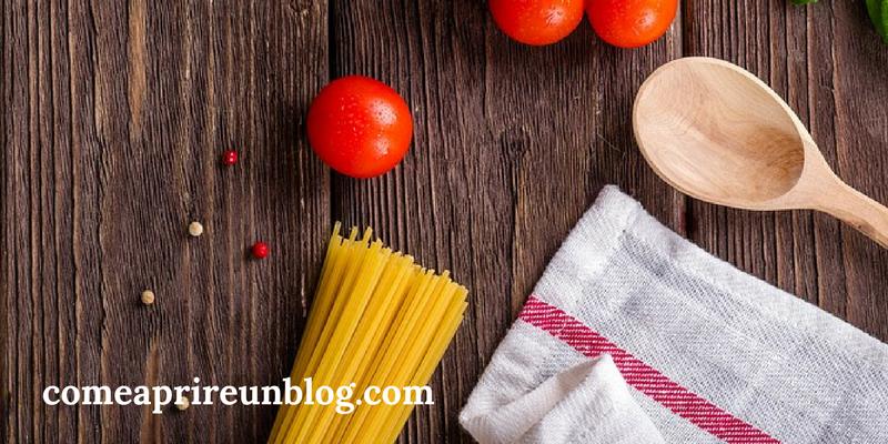 come aprire un blog di cucina, come creare un blog