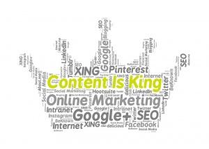 content is king, come creare un blog di successo
