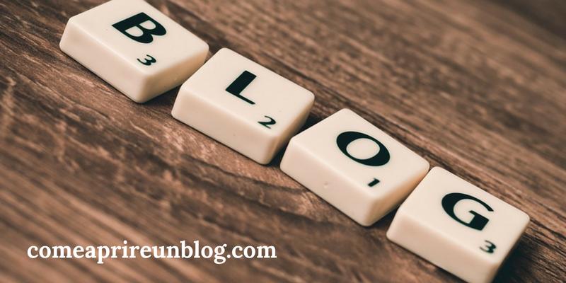 perché aprire un blog, come aprire un blog, come creare un blog