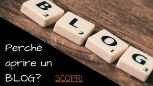 perché aprire un blog, come aprire un blog, creare un blog